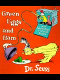 Green Eggs and Ham [With Stickers]