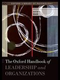 The Oxford Handbook of Leadership and Organizations
