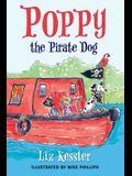 Poppy the Pirate Dog