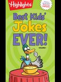 Best Kids' Jokes Ever!, Volume 1