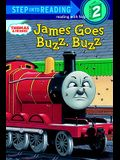 James Goes Buzz Buzz (Turtleback School & Library Binding Edition) (Thomas & Friends (Pb))