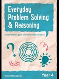 Year 4 Problem Solving and Reasoning Teacher Resources: English Ks2 [With CDROM]