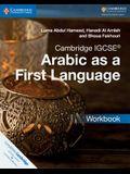 Cambridge IGCSE Arabic as a First Language Workbook