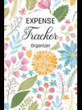 Expense Tracker Organizer: Keep Track -Daily Record about Personal Cash Management (Cost, Spending, Expenses). Ideal for Travel Cost, Family Trip