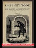 Sweeney Todd: The Barber of Fleet-Street: Vol. II: Original Title: The String of Pearls