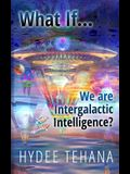 What If...We Are Intergalactic Intelligence?