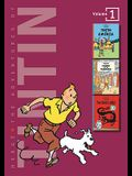 The Adventures of Tintin: Volume 1