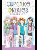Cupcake Diaries 3 Books in 1!: Katie and the Cupcake Cure; MIA in the Mix; Emma on Thin Icing