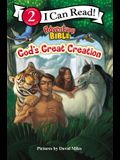 God's Great Creation (I Can Read! / Adventure Bible)