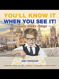 You'll Know It When You See It! Uniquely Geeky Things - Geography Books for Kids - Children's Geography & Culture Books