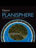 Firefly Planisphere: Latitude 42 Degrees North