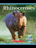 Rhinoceroses (Nature's Children) (Library Edition)