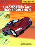 Consumer Math: Reproducible the Mathematics of Autos & Transportation
