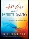 40 Dias Con El Espiritu Santo: Una Travesia Para Experimentar Su Presencia En Una Manera Fresca y Nueva
