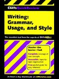 CliffsQuickReview Writing: Grammar, Usage, and Style