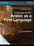 Cambridge IGCSE Arabic as a First Language Coursebook