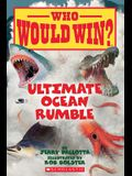 Ultimate Ocean Rumble (Who Would Win?), 14