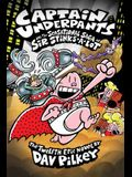 Captain Underpants and the Sensational Saga of Sir Stinks-A-Lot (Captain Underpants #12), Volume 12
