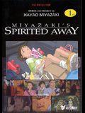 Spirited Away Film Comic, Vol. 1, Volume 1