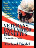 Veterans Unclaimed Benefits: The Insider's Guide