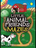 Little Animal Friends Mazes