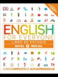 English for Everyone: Nivel 2: Inicial, Libro de Estudio: Curso Completo de Autoaprendizaje