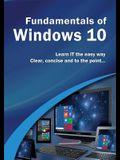 Fundamentals of Windows 10 (Computer Fundamentals)