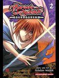 Rurouni Kenshin: Restoration, Vol. 2, 2