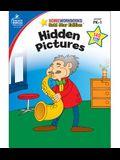 Hidden Pictures, Grades Pk - 1: Gold Star Edition