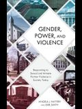 Gender, Power, and Violence: Responding to Sexual and Intimate Partner Violence in Society Today