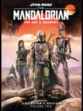 Star Wars: The Mandalorian: The Art & Imagery Collector's Edition Vol. 2