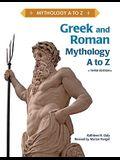 Greek and Roman Mythology A to Z