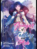 Grimgar of Fantasy and Ash (Light Novel) Vol. 3