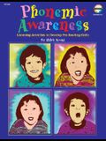 Phonemic Awareness, Grades K to 2: Listening Activities for Developing Pre-Reading Skills
