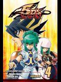 Yu-Gi-Oh! 5d's, Vol. 4, 4