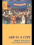 Art in a City