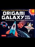Origami Galaxy for Kids Kit: An Origami Journey Through the Solar System and Beyond! [Includes an Instruction Book, Poster, 48 Sheets of Origami Pa
