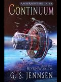 Continuum: Riven Worlds Book One