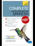 Complete Latin American Spanish Beginner to Intermediate Course: Learn to Read, Write, Speak and Understand a New Language [With Book(s)]