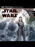Star Wars: The Last Jedi Star Wars: The Last Jedi Read-Along Storybook and CD [With Audio CD]