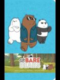 We Bare Bears Hardcover Ruled Journal