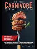 The 4-Week Carnivore Meal Plan: How To Start, What To Eat, How To Succeed. Lose Weight Fast, Say Goodbye To Cravings And Inflammation With The Definit