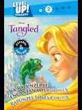 Rapunzel Loves Colors / A Rapunzel Le Encantan Los Colores (English-Spanish) (Disney Tangled) (Level Up! Readers)
