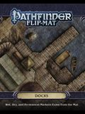 Pathfinder Flip-Mat: Docks