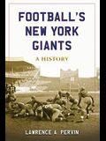 Football's New York Giants: A History