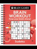 Brain Games Brain Workout Sudoku: Keep Your Brain Sharp!