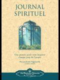 Journal Spirituel (French Spiritual Diary): French Spiritual Diary