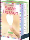 The Sarah Dessen Gift Set (3 Books)
