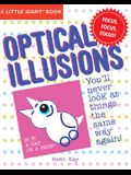 A Little Giant(r) Book: Optical Illusions