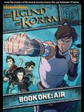 The Legend of Korra: Book One Air